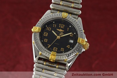 BREITLING WINGS STEEL / GOLD QUARTZ KAL. B67 [142461]