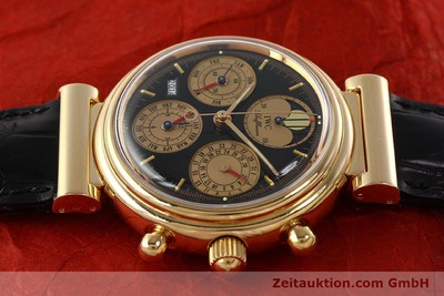 IWC DA VINCI CHRONOGRAPH 18 CT RED GOLD AUTOMATIC KAL. C.79261 [142463]