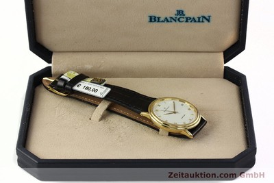 BLANCPAIN VILLERET OR 18 CT AUTOMATIQUE KAL. 9513 [142464]