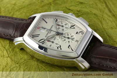 VACHERON & CONSTANTIN ROYAL EAGLE CHRONOGRAPH STEEL AUTOMATIC KAL. 1137 [142465]