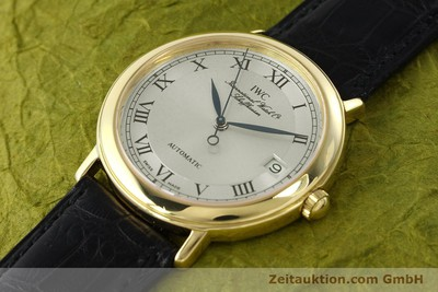 IWC PORTOFINO 18 CT GOLD AUTOMATIC KAL. 889/1 [142482]