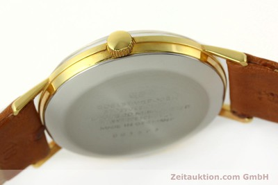 GLASHÜTTE GOLD-PLATED MANUAL WINDING KAL. 70.1 [142484]