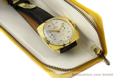 BREITLING TOP TIME CHRONOGRAPH GOLD-PLATED MANUAL WINDING KAL. VENUS 188 [142494]
