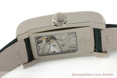 ROLEX CELLINI 18 CT WHITE GOLD MANUAL WINDING KAL. 7040-3 LP: 14200EUR [142496]