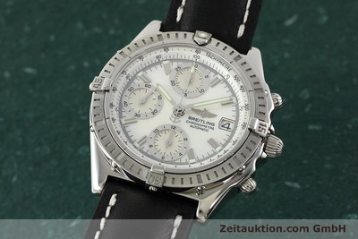 BREITLING CHRONOMAT CRONOGRAFO ACCIAIO AUTOMATISMO KAL. B13 ETA 7750 [142511]