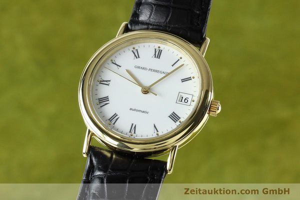 GIRARD PERREGAUX OR 18 CT AUTOMATIQUE KAL. 2200 ETA 2892A2  [142513]
