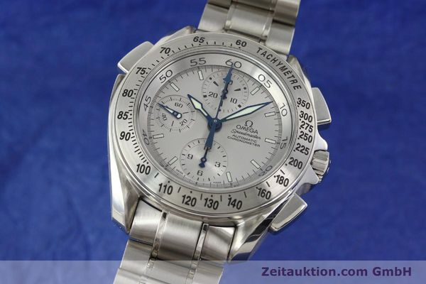 OMEGA SPEEDMASTER CHRONOGRAPH STEEL AUTOMATIC KAL. 3600A [142520]