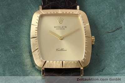 ROLEX CELLINI OR 18 CT REMONTAGE MANUEL KAL. 1601 [142522]
