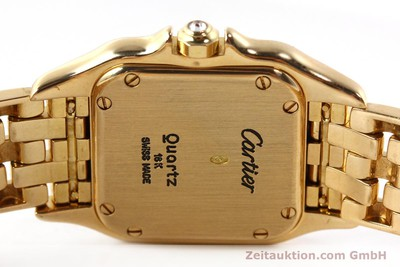 CARTIER PANTHERE ORO 18 CT QUARZO KAL. 157 [142523]