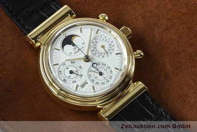 IWC DA VINCI CHRONOGRAPHE OR 18 CT AUTOMATIQUE KAL. 790 [142531]