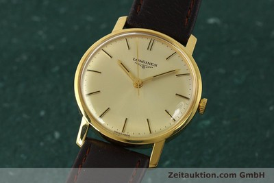 LONGINES GOLD-PLATED MANUAL WINDING KAL. 284 [142537]