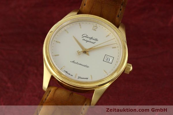 GLASHÜTTE SENATOR OR 18 CT AUTOMATIQUE KAL. 10-30 LP: 13700EUR [142548]