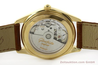 GLASHÜTTE SENATOR 18 CT GOLD AUTOMATIC KAL. 10-30 LP: 13700EUR [142548]