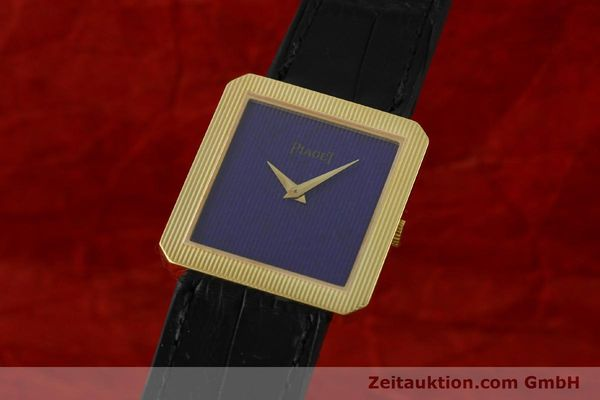 PIAGET ORO 18 CT CARICA MANUALE KAL. 9P2 [142550]