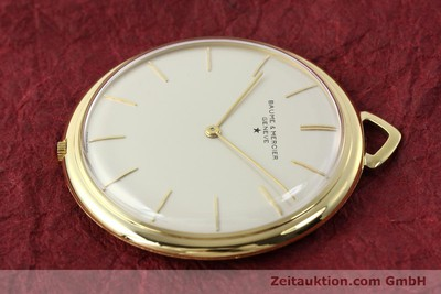 BAUME & MERCIER ORO DE 18 QUILATES CUERDA MANUAL KAL. AV 4200 [142557]