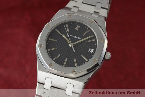 AUDEMARS PIGUET ROYAL OAK HERRENUHR EDELSTAHL KLASSIKER VP: 17900,- EURO [142562]