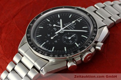 OMEGA MOONWATCH SPEEDMASTER CHRONOGRAPH HERRENUHR HANDAUFZUG 881 VP: 4100,- EUR [142566]