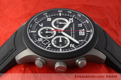 PORSCHE DESIGN DASHBORD CHRONOGRAPHE TITANE AUTOMATIQUE KAL. ETA 2894 LP: 4300EUR [142578]