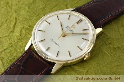 OMEGA SEAMASTER 14 CT YELLOW GOLD AUTOMATIC KAL. 552 [142605]
