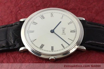 PIAGET ALTIPLANO 18 CT WHITE GOLD MANUAL WINDING KAL. 9P [142608]