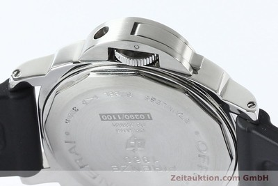 PANERAI LUMINOR STEEL MANUAL WINDING KAL. ETA B99501 LP: 5100EUR [142610]
