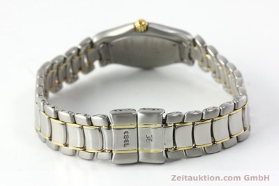 EBEL 1911 STEEL / GOLD QUARTZ KAL. 688 [142634]