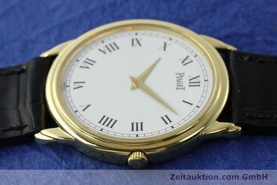 PIAGET SKELETON ORO DE 18 QUILATES CUERDA MANUAL KAL. 9P2 [142667]