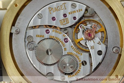 PIAGET SKELETON OR 18 CT REMONTAGE MANUEL KAL. 9P2 [142667]