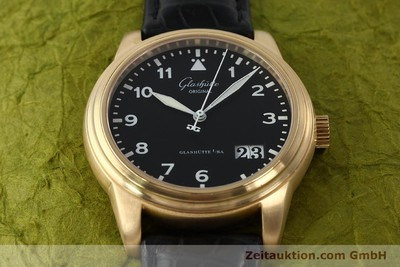 GLASHÜTTE NAVIGATOR OR ROUGE 18 CT AUTOMATIQUE KAL. 39-41 [142670]