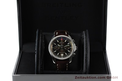 BREITLING BENTLEY CHRONOGRAPHE ACIER AUTOMATIQUE KAL. B26 ETA 2892A2 LP: 9390EUR [142673]