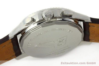 BREITLING BENTLEY CHRONOGRAPH STEEL AUTOMATIC KAL. B26 ETA 2892A2 LP: 9390EUR [142673]