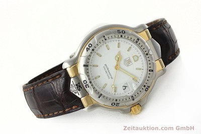 TAG HEUER PROFESSIONAL STEEL / GOLD QUARTZ KAL. 2.93 ETA 955112 [142682]