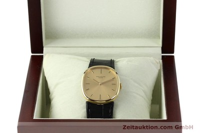 PATEK PHILIPPE ELLIPSE 18 CT GOLD MANUAL WINDING KAL. 215 [142683]