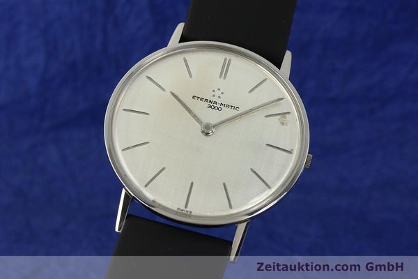 ETERNA 3000 STEEL AUTOMATIC KAL. 1456U [142684]