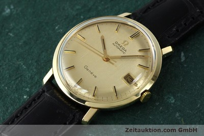 OMEGA 14 CT YELLOW GOLD AUTOMATIC KAL. 585 [142688]
