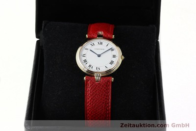 CARTIER ORO 18 CT QUARZO KAL. 690 [142691]