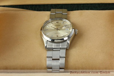 ROLEX PRECISION STEEL MANUAL WINDING KAL. 1225 [142699]