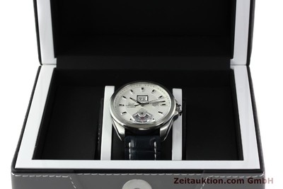 TAG HEUER GRAND CARRERA CALIBRE 8 GMT AUTOMATIK HERRENUHR WAV5112 NP: 3950,- EUR [142703]