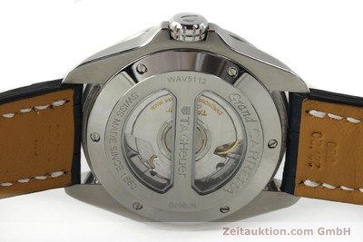 TAG HEUER CARRERA STEEL AUTOMATIC KAL. 8 LP: 3950EUR [142703]