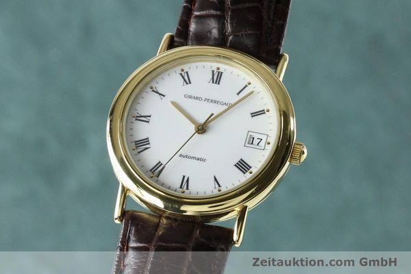 GIRARD PERREGAUX OR 18 CT AUTOMATIQUE KAL. 2200  [142705]