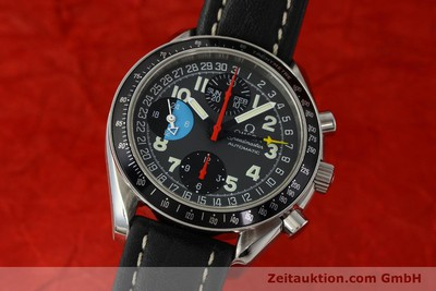 OMEGA SPEEDMASTER DAY-DATE CHRONOGRAPH AUTOMATIK STAHL VP: 3020,- EURO [142707]