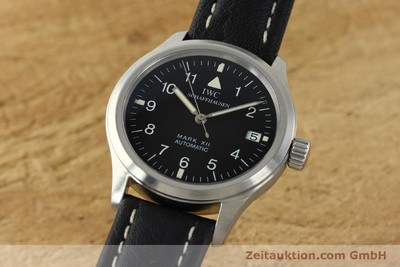 IWC MARK XII STEEL AUTOMATIC KAL. 884-2 LP: 3840EUR [142719]