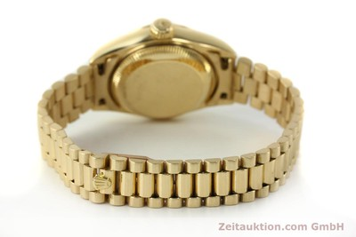 ROLEX LADY DATEJUST 18 CT GOLD AUTOMATIC KAL. 2135 [142724]