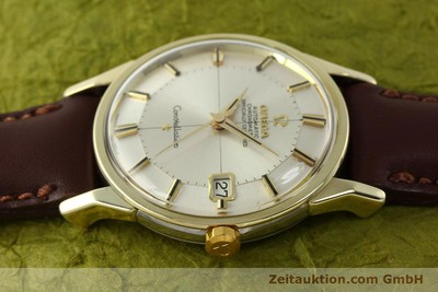 OMEGA CONSTELLATION STEEL / GOLD AUTOMATIC KAL. 564 LP: 0EUR [142726]