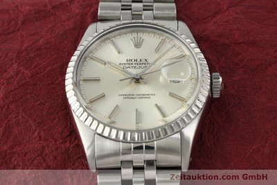 ROLEX DATEJUST STEEL AUTOMATIC KAL. 3035 LP: 5400EUR [142727]