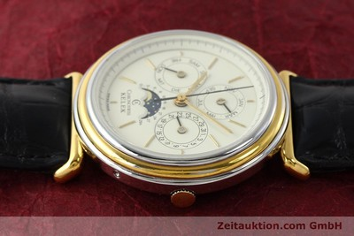 CHRONOSWISS KELEK STEEL / GOLD AUTOMATIC KAL. ETA 2892-2 [142734]