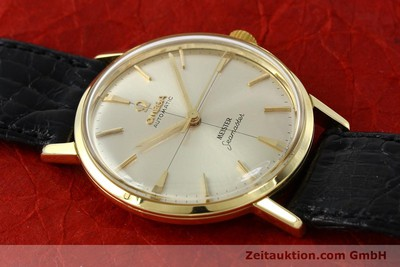 OMEGA SEAMASTER OR 18 CT AUTOMATIQUE KAL. 552 VP: 6710EUR [142736]