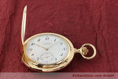 A. LANGE & SÖHNE DUF 14 CT YELLOW GOLD MANUAL WINDING [142737]