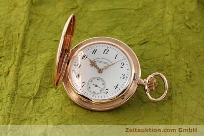 A. LANGE & SÖHNE DUF 14 CT RED GOLD MANUAL WINDING [142738]