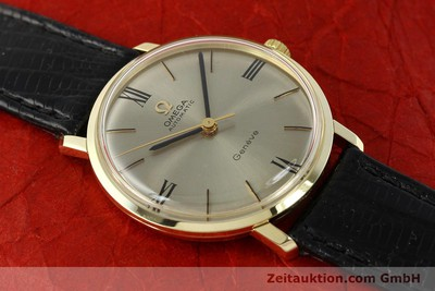 OMEGA 14 CT YELLOW GOLD AUTOMATIC KAL. 552 [142740]